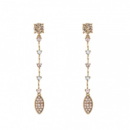 Ada Earrings - Silk