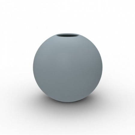 Ball vase 10 cm Dusty Blue