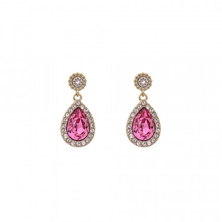 Miss Amy earrings - Light rose