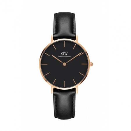 Classic Petite Sheffield Black 32mm