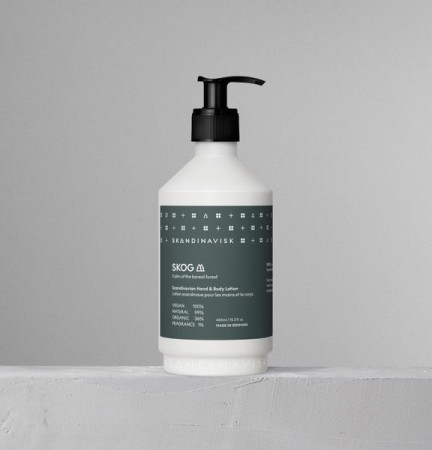 skog hånd & body lotion 450 ml