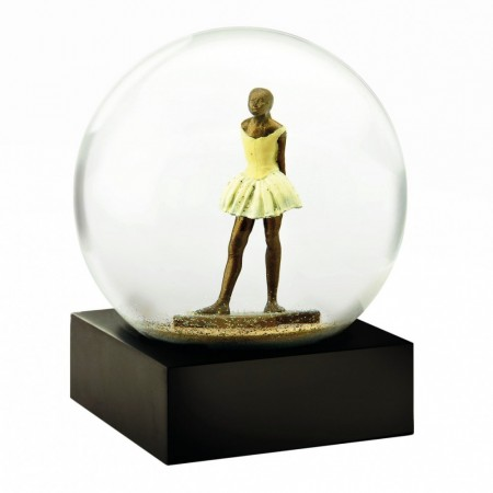 Dancer Snow Globe