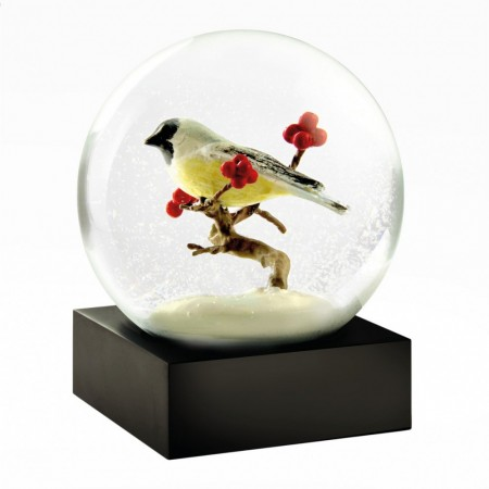 Snow Globe Chickadee
