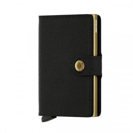 Miniwallet Black Gold