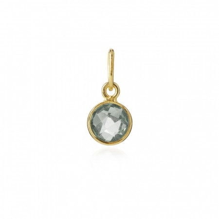 Pendant Green Quartz