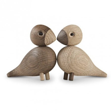Lovebirds Kay Bojesen