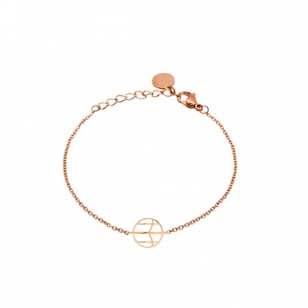 Mockberg Thin Bracelet Rose Gold