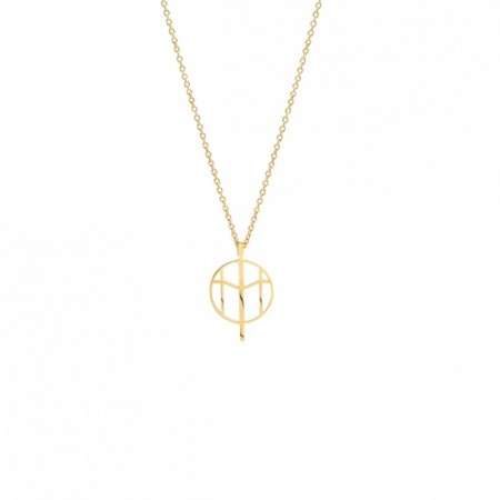 Mockberg Necklace Gold Small