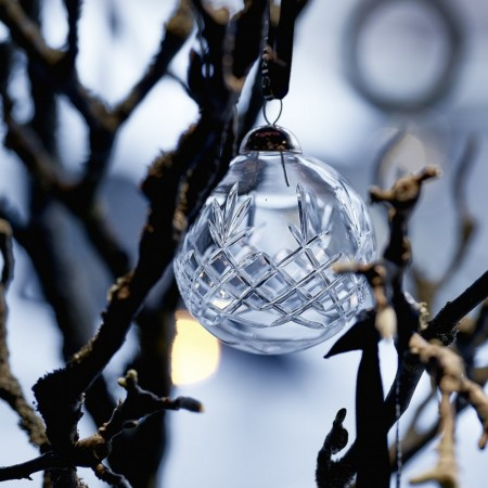 CRISPY GLASS BALL